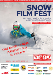 Snow film fest 2019 @ Mestské kultúrne stredisko v Hnúšti