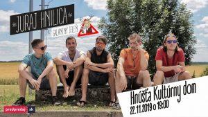 Juraj Hnilica a Galantný jeleň @ Mestské kultúrne stredisko v Hnúšti