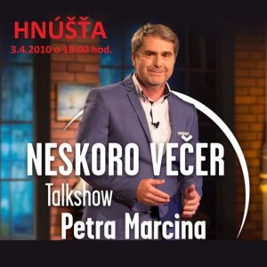 Neskoro večer: Talkshow Petra Marcina